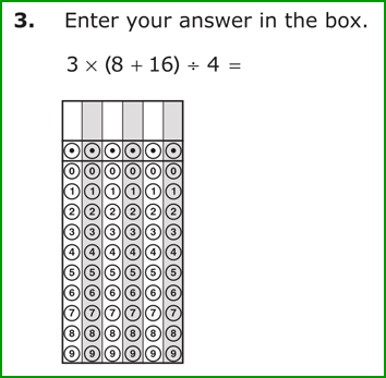 A Walk in the PARCC – Part 1: Math – Big and Small